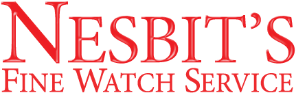 Nesbits Fine Watch Service