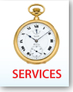 Services at Nesbits Fine Watch Service